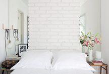 Tiny double bedroom