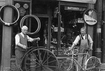 Historische Fahrrad