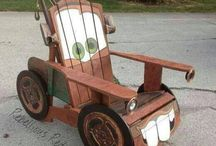 Outdoord / Cars chair