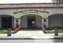 FORT SAM HOUSTON TX