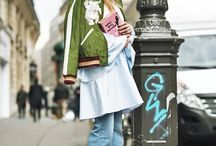 Working the Look / It's all about attitude. Street style inspiration.  Need a place to start? Join my free ecourse- www.TheStyleIncubator.com  #streetstyle