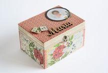 Cajas Decoradas / Cajas decoradas