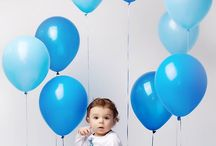 Max first birthdy / by Gina Marquez