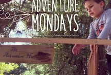 Adventure Monday / Come and follow our blog! www.adventuresonamonday.wordpress.com For inspiration on how to have a fun and meaningful mums group with toddlers