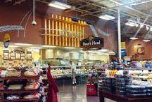 Retail Spaces Supermarkets