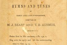 Hymns / by Sarah Atkinson
