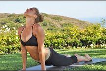 Yoga routine 60 mins