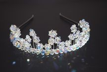 Stargem Bridal Hair Accessories / All handmade in the UK. Unique and stunning for your special day. We can do it for your bridesmaids and flower girls.