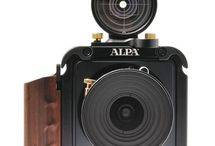 Camera Dreams / All the camera's i lust after