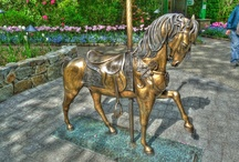 Butchart Gardens near Victoria BC  / Butchart Gardens near Victoria BC HDR photography by myself unless otherwise stated