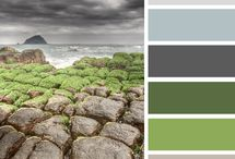 Design Inspiration / Here we have a collection of what inspires us during the buying process. Ireland is the perfect muse!