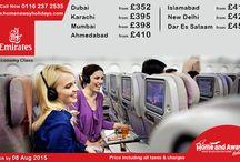 Emirates flight offer for Dubai, Mumbai, Delhi and Ahmedabad