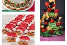 Christmas-Snacks and sweets