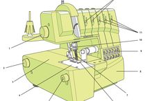 Serger/Overlocker How To and Tips