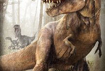 Dinosaurs / Dinosaurs may be extinct from the face of the planet... but they are alive and well in our imaginations.