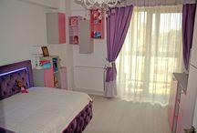 Dormitor Fetita realizat din Pal
