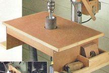 Tools - drill press / kolomboormachine