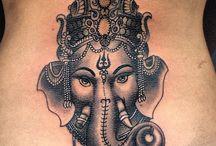 Spiritual tatoo
