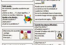 Ecole : Espagnol