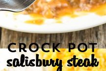 Crockpot & Slow Cooker Recipes / Recipes that can be made in the crockpot or slow cooker.