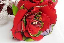 Flores feitas com filtro de café / Reutilize seus filtros de café usados confeccionando as mais variadas flores