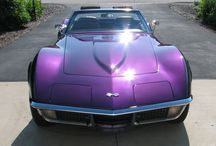 Corvettes / by Fred Furrow