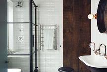 toilet walls