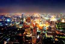 Bangkok / Tasty food, an amazing skyline and lots of fun things to do, that is Bangkok! / by eDreams International