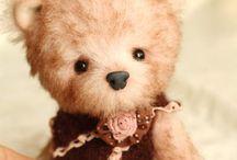 teddy bear and frend
