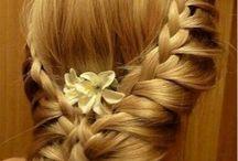 :**hair and nails