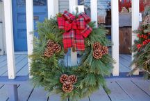 Almost Home Holidays / Wreaths, Ornaments, Specialty Cookies, Gifts!
