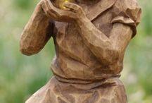 дерево скульптуры