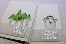 Card Inspiration- Shaker