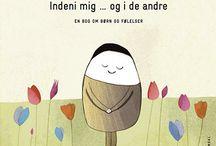 Bøger / lavet i samarbejde med Karen Glistrup