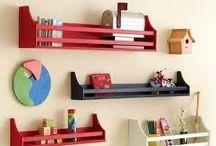 Craft room inspiration  / by Jessica Mercier-Yard