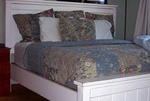 bed head board
