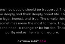Awesome Quotes / For more dating advice tips and quotes go to www.datingwright.com