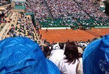 Monaco 2015 / Tennis tournament, travelling & fun