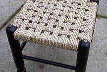 chair weaving