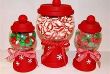 Craft - Candy Dispensers / by Sue Wiggins