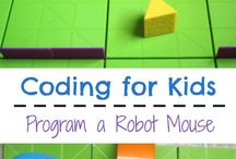 Early Childhood Coding & Robotics / This workshop will start with a 30min introduction to coding and using robotics suited to the Early Years classroom all based on simple algorithms.  The remainder of the session will be small group collaborative activities which are problem based learning activities and model how you could set up coding and robotics activities in the early years classroom. The robotics used will be Bee Bots, Mouse Bots, Osmos Coding and Ozobots.