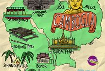 Cambodia - Cambogia / Are you looking for traveling in Cambodia? Have a look on our itinery.  State cercando un itinerario di viaggio in Cambogia? Volete sapere cosa fare e dove andare in Cambogia? La Cambogia è un paese meraviglioso ancora inesplorato!