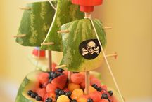 Party | Pirates / Pirate Themed Birthday Party