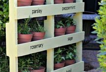 Outdoor decor and gardening