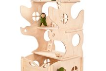 Doll House Fun! / All about doll houses - designs and accessories to go inside!