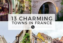 France / French travel destinations
