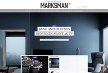 Marksman pages / Blog