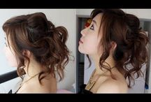 Wedding/Prom Hairstyles Tutorials / by Hair and Beauty Tips