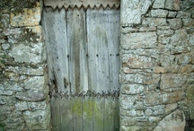 what Doors mean to me / I don't really know why, but doors intrigue me. They have almost all my life. is it a spiritual thing? Or am I just a bit wacky?  / by Noud Wilders