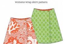 Sewing Pattern Skirt Love